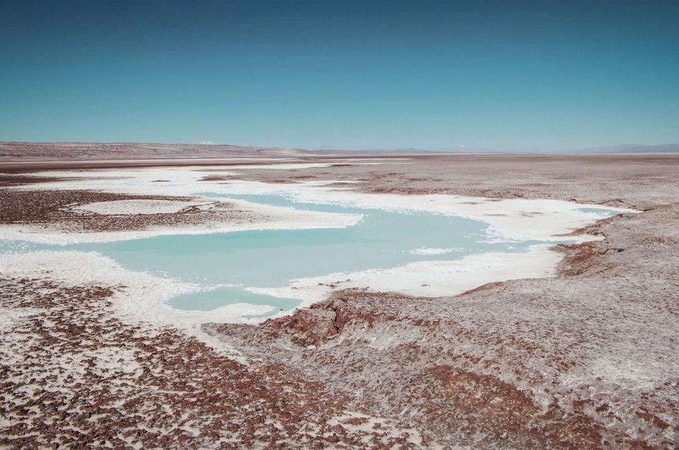 La Ruta secreta a las Lagunas Escondidas en Atacama