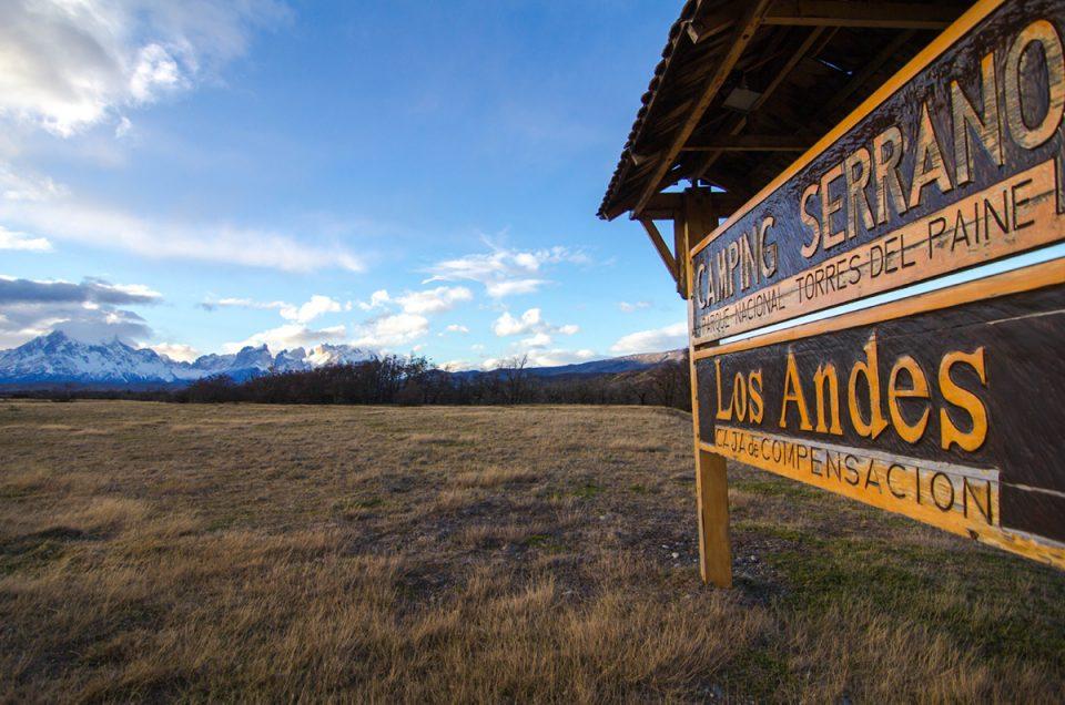 Acampa con la mejor vista a Torres del Paine