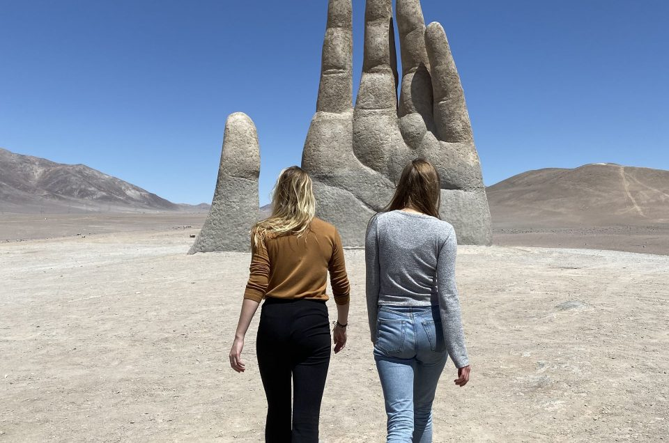 Lugares hermosos para recorrer en Chile